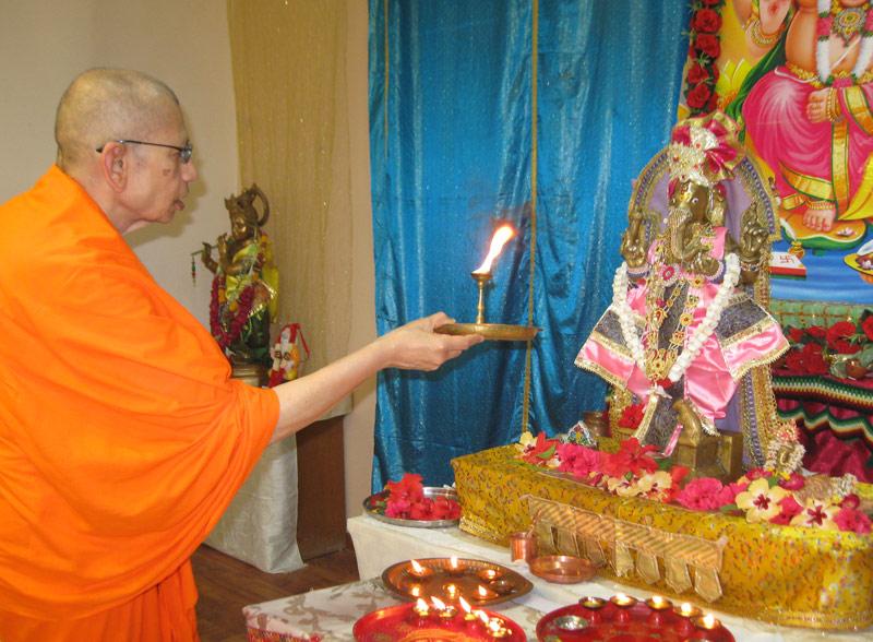 2013 – Ganeshji Puja